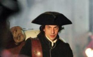 L'acteur Jérôme Robart.
