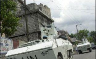 Quelque 80% des 7.500 militaires et 2.000 policiers de la Mission de stabilisation de l'Onu en Haïti (Minustah), en soutien de la police haïtienne (quelque 4.000 hommes), avaient été mobilisés dans le pays pour assurer un bon déroulement du scrutin.
