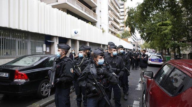 Attaque à l'arme blanche à Paris: Un nouveau suspect en garde à vue