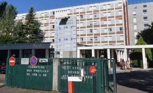 La cité universitaire Chapou, à Toulouse.