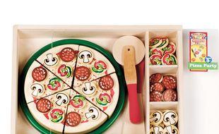 A part la dînette, le grand classique, on trouve d'autres jeux d'imitation encore plus originaux pour se faire à manger.