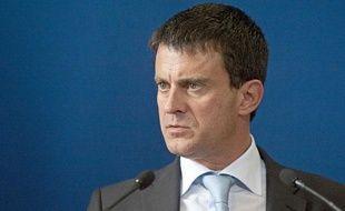 Manuel Valls le 17 septembre 2012