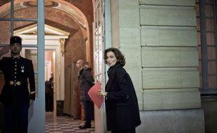 L'ancienne ministre de la culture de François Hollande Audrey Azoulay.