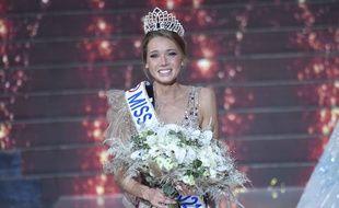 Amandine Petit, Miss Normandie 2020, a été élue Miss France 2021, le 20 décembre 2020.