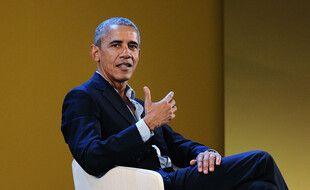 L'ancien président des Etats-Unis Barack Obama