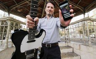 Le Cannois Mathieu Dulac, passionné de musique, a lancé gearnextdoor.com