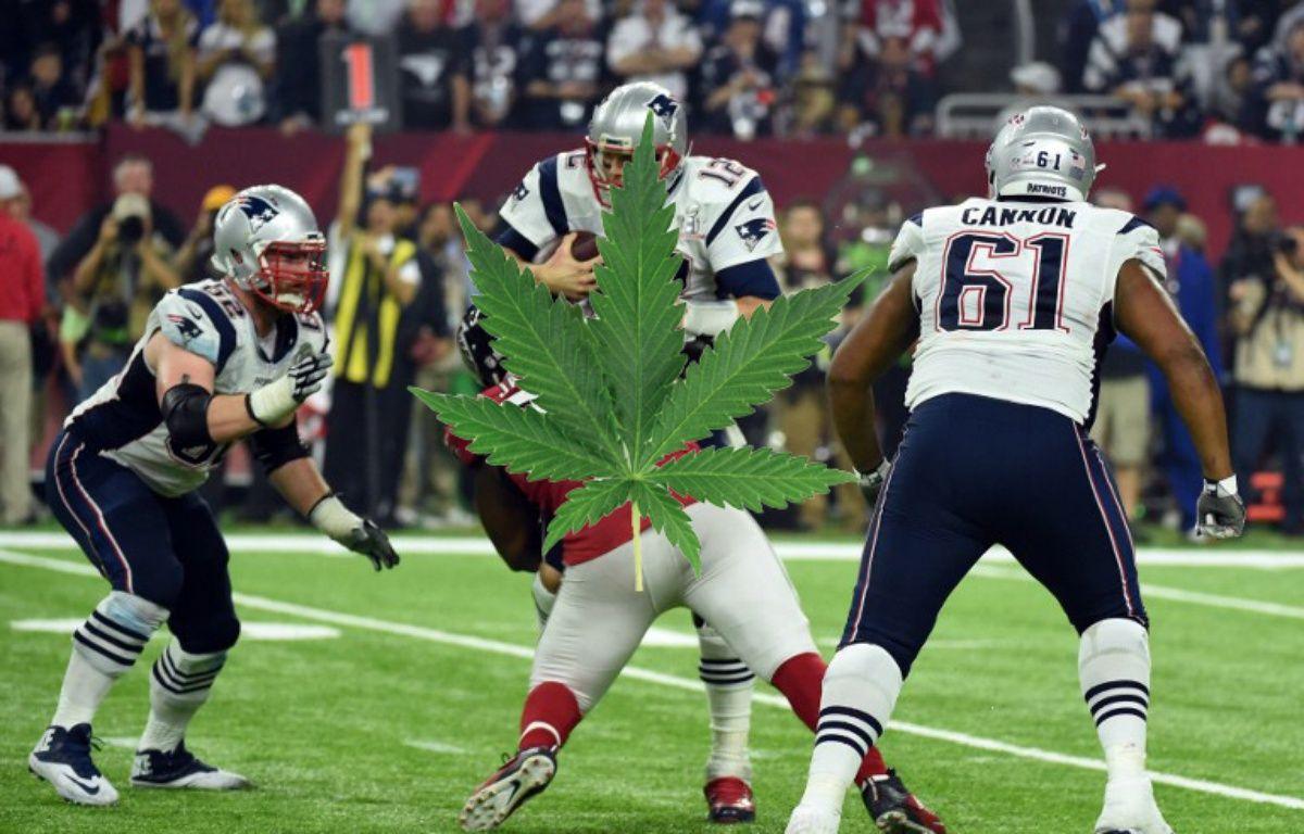 Le débat pour l'usage médicale du cannabis pour les athlètes de la NFL fait rage depuis plusieurs mois aux Etats-Unis.  – Timothy A. CLARY / AFP