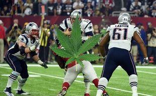 Le débat pour l'usage médicale du cannabis pour les athlètes de la NFL fait rage depuis plusieurs mois aux Etats-Unis.
