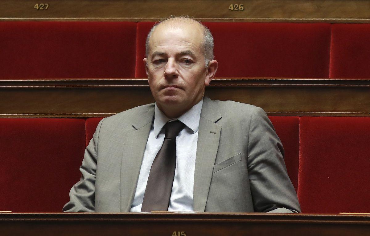 Michel Ménard est député de la 5ème circonscription de Loire-Atlantique depuis 2007. – JACQUES DEMARTHON