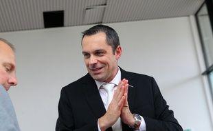 Thierry Rose, président du Nantes Rezé Métropole.