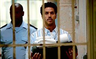 """Une photo tirée du film """"Omar m'a tuer"""", filmé notamment dans l'ancienne maison d'arrêt de Béziers."""
