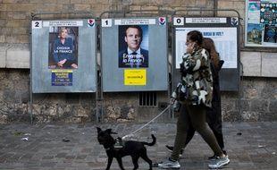 Marine Le Pen a récolté 53.59% des voix dans cette commune.