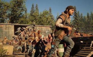Dans «Days Gone» sur PS4, le joueur ne fait pas face à des zombies, mais des hordes de zombies.