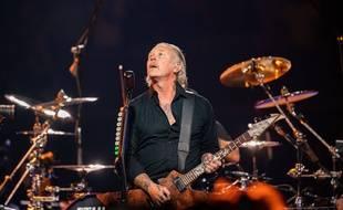 Metallica était en concert à San Francisco le 6 septembre dernier, avec son chanteur James Hetfield.