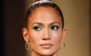 Jennifer Lopez le 21 janvier 2015.