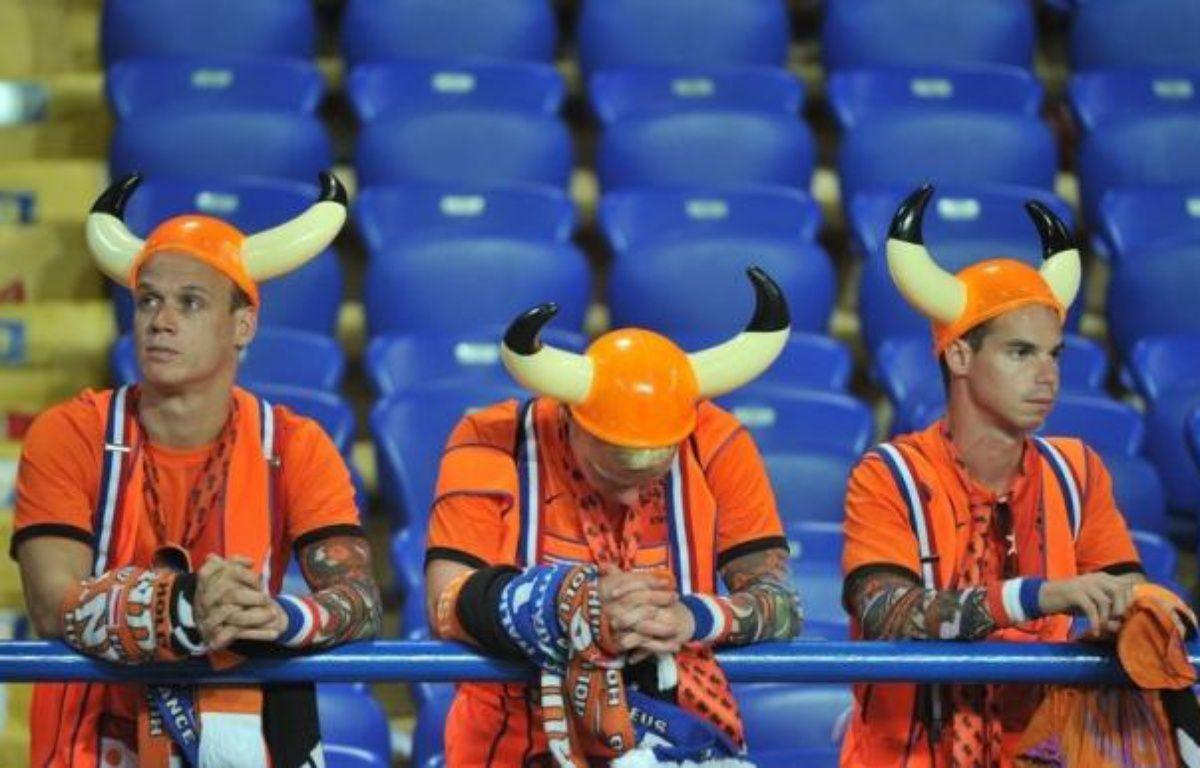 Pays-Bas et Portugal qui s'affrontent dimanche à Kharkiv sont au pied du mur: pour conserver une chance de voir les quarts de finale les Néerlandais sont dans l'obligation de l'emporter au moins 2-0 sur des Lusitaniens qui ont eux aussi tout intérêt à s'imposer. – Genya Savilov afp.com