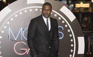 L'acteur Idris Elba, qui interprète Luther dans la série du même nom