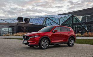 Mazda CX-5, le meilleur au test 100.000 km