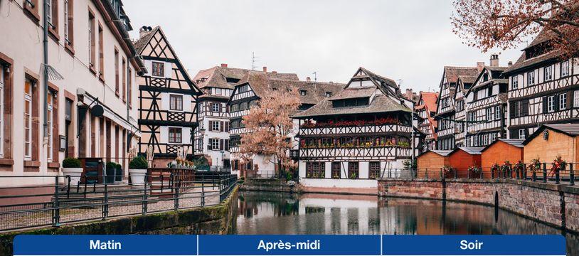 Météo Strasbourg: Prévisions du dimanche 18 avril 2021