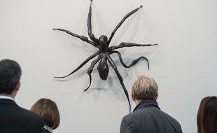 L'araignée de Louise Bourgeois.