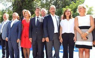 Le premier rassemblement de l'Association des amis de Nicolas Sarkozy a donné lieu samedi à Nice à une grand-messe à la gloire de l'ancien président, aux accents parfois d'oraison funèbre, avec en toile de fond le duel à couteaux tirés Fillon-Copé pour la présidence de l'UMP.