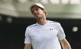Andy Murray a été rattrapé par ses douleurs à la hanche.