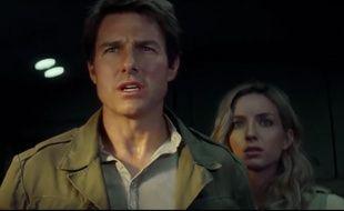 Tom Cruise est venu à Mérignac pour tourner des scènes de son prochain film.