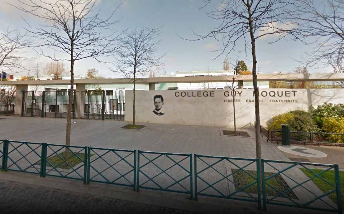 11 enfants blessés dans une bousculade dans un collège — Hauts-de-Seine