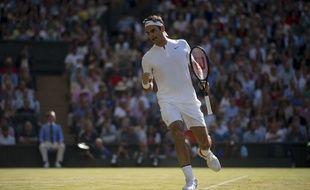 Roger Federer face à Berdych en demi-finale à Wimbledon