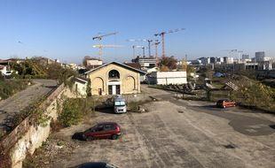 Les habitants ont appris que de nouvelles constructions allaient sortir de terre sur l'emprise ferroviaire située au bout de la rue Amédée Saint Germain.
