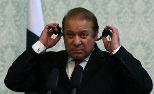 Le Premier ministre pakistanais Nawaz Sharif, mis en vente à son insu sur le site d'enchères eBay, a suscité des offres atteignant plus de 83.000 euros, avant que l'annonce ne soit retirée