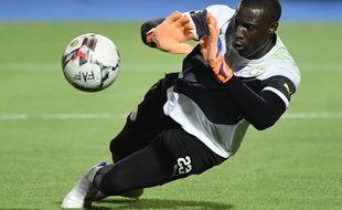 Le gardien de Dijon Alfred Gomis s'est engagé pour cinq ans avec le Stade Rennais.