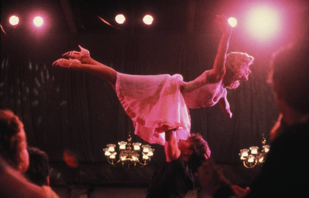 La célèbre danse du film «Dirty Dancing». – Splendor Films