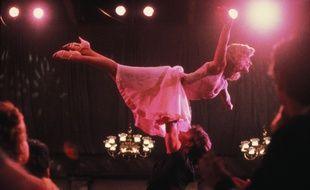 La célèbre danse du film «Dirty Dancing».
