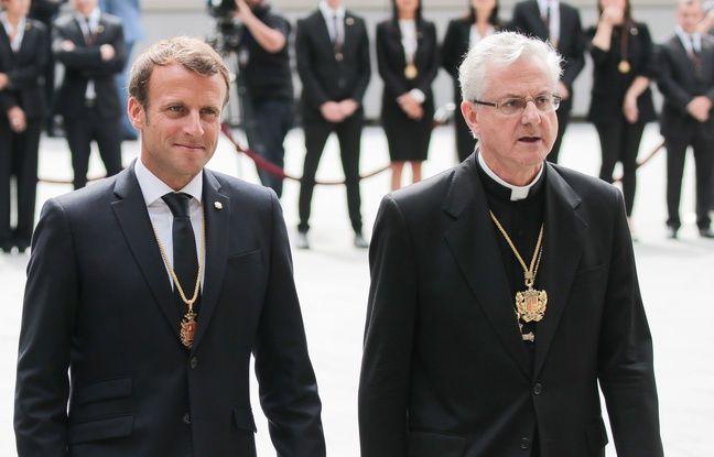 Andorre: Emmanuel Macron en visite princière