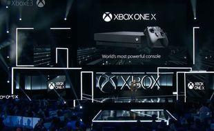 La Xbox One X sortira en novembre 2017.