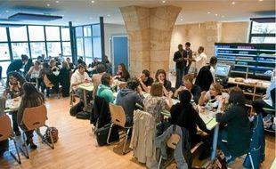 La salle compte 66 places assises aujourd'hui, un nombre qui va doubler d'ici la fin de l'année 2011