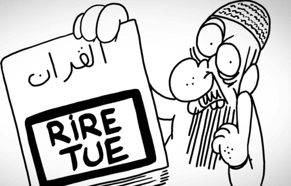 Le groupe No One Is Innocent livre, en janvier 2016, un clip constitué des dessins de Charb ou Cabu, victimes d'un attentat un an plus tôt. – No One Is Innocent/Dailymotion