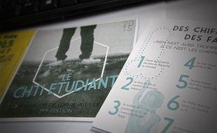 La deuxième édition du Chti étudiant.