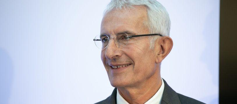 Guillaume Pepy, le PDG de la SNCF, le 12 septembre 2018 à Paris.