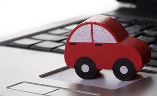 Neuves ou d'occasion, sans cesse plus de voitures se vendent par internet.