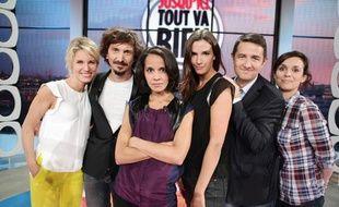 Le talk-show «Jusqu'ici tout va bien» sur France 2.