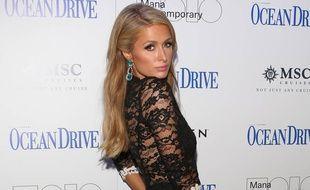 L'héritière Paris Hilton