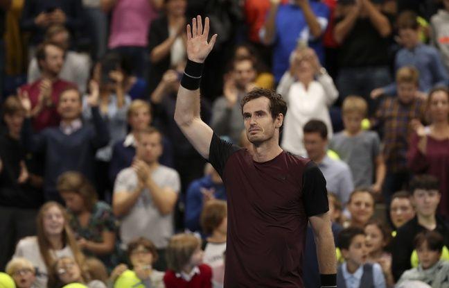 VIDEO. L'émotion d'Andy Murray après sa première victoire en tournoi depuis 2017