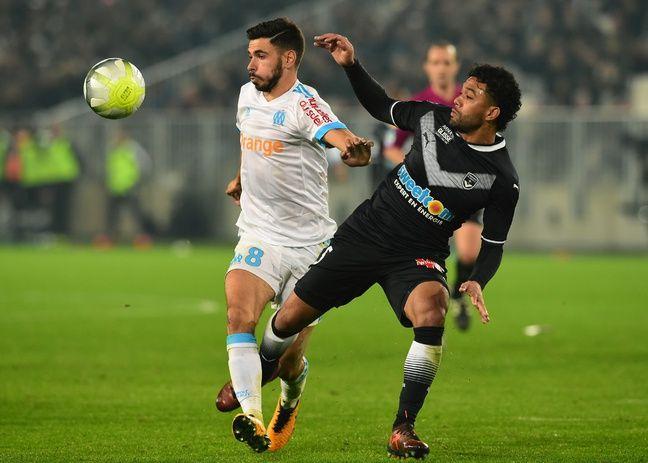 Morgan Sanson en est à quatre buts lors des cinq derniers matchs de Ligue 1.