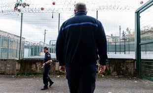 Dans une prison dans la Loire. (illustration)