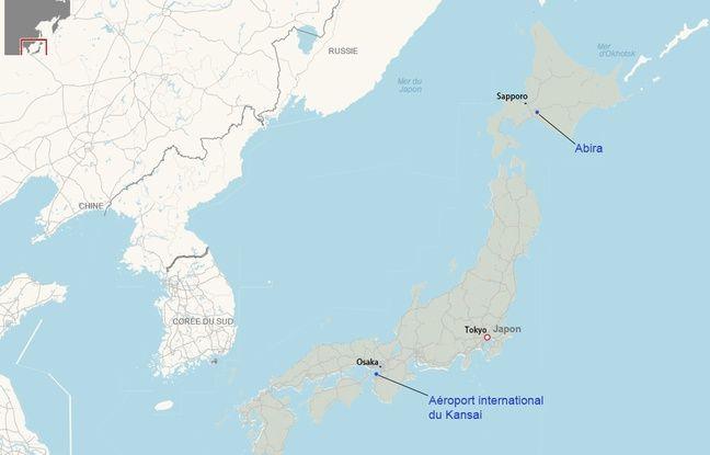 Un tremblement de terre a secoué l'île d'Hokkaido, deux jours après le typhon qui a inondé l'aéroport du Kansai.