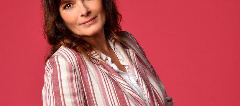 Cécilia Hornus, alias Blanche dans « Plus Belle La Vie », depuis le 30 août 2004
