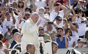 Le pape François, le 11 septembre 2019 au Vatican.
