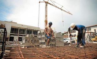 En 2012, le sentiment de pénibilité au travail a augmenté dans la région.